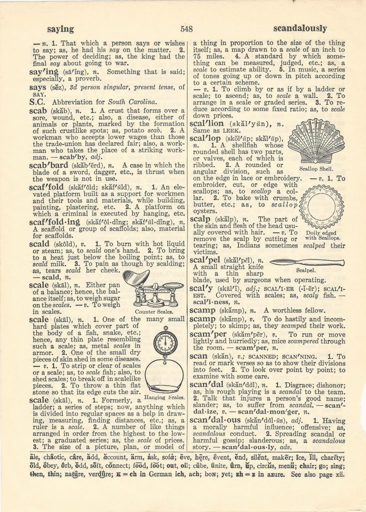 chainimage-three-vintage-dictionary-pages-for-art-prints-2