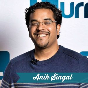 Anik Singal Labeled