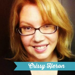Crissy Heron Labeled