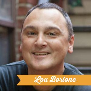 Lou Bortone Labeled