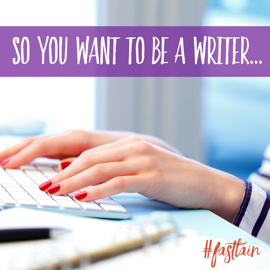So You Want To Be A Writer  Fastlain Marketing  Copy I Just Got Off The Phone With A Smart Lady Who Thinks She Might Want To Become  A Copywriter